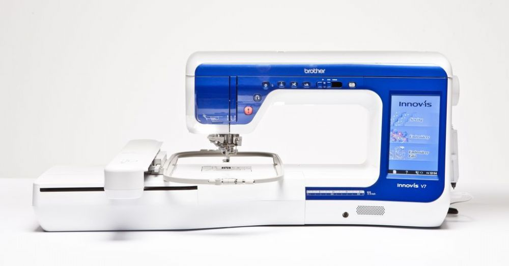 Brother  V7 Sew Quilt & Embroidery Machine